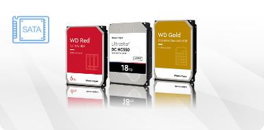 Jesteśmy oficjalnym partnerem Western Digital