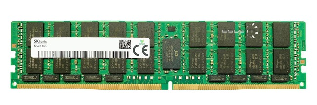 Pamięć RAM 1x 64GB Hynix ECC LOAD REDUCED DDR4 4Rx4 2666MHz PC4-21300 LRDIMM | HMAA8GL7CPR4N-VK